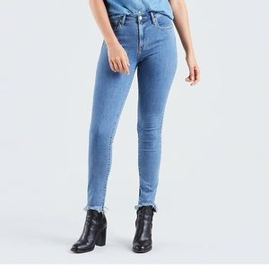 Levi's 721 High Rise Skinny Women's Jeans - 26